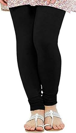Khushi Collections Black Skinny Leggings Pant For Women