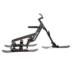 SNO-GO Ski Bike 2019 Gris Glacier