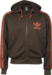 Simplemente desbordando Una oración Arte  Chaqueta Adidas Adi Hooded F Marron Hombre XL marrón: Amazon.es: Zapatos y  complementos