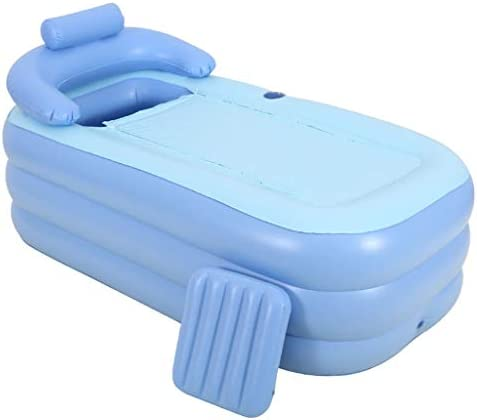 インフレータブル浴槽肥厚断熱浴槽折りたたみ風呂バレル槽バレル大人浴槽風呂バレル,C