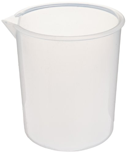 Nalgene PFA coated PTFE Low Form Beakers, Capacity 250mL (Case of 6)