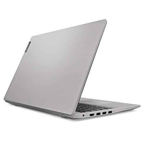 "Notebook Lenovo Ultrafino ideapad S145 Ryzen 5 12GB 1TB Linux 15.6"" 81V7S00000 Prata"