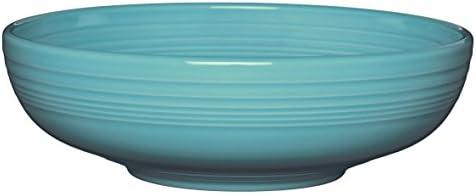 Amazon Com Fiesta Bistro Serving Bowl 96 Oz Turquoise Serving Bowls
