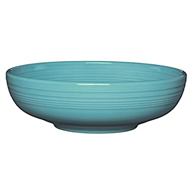 Fiesta Bistro Serving Bowl, 96 oz, Turquoise
