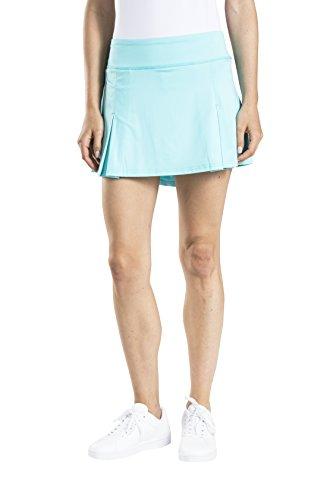 Prince Women's Knit Athletic Skirt,Blue Radiance,L -