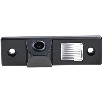NTSC Misayaee Rear View Back Up Reverse Parking Camera in License Plate Lighting Night Version for Chevrolet Epica//Lova//Aveo//Captiva//Cruze//Matis//HHR//Lacetti