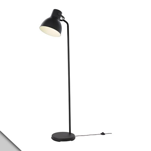Ikea Hektar Floor Lamp E26 Bulb Amazon Com