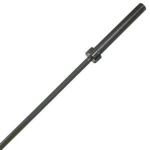 OLYMPIC BAR 1500 LB BLACK OXIDE by Champion Barbell