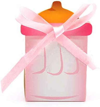 BABY SHOWER CHRISTENING BAPTISM PARTY FAVORS BIRTHDAY GIFT CANDY BOX BOTTLE