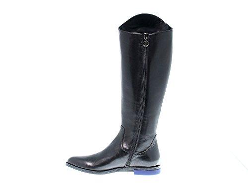 Fabi Vrouwen Fd3835blu Zwart Lederen Laarzen