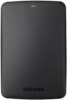 Toshiba Canvio Basics - Disco duro externo de 1 TB (2.5