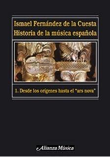Historia de la música española. 2. Desde el «ars nova» hasta 1600 Alianza Música Am: Amazon.es: Rubio, Samuel: Libros