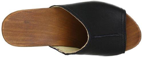 Nero 85 de Chaussures Claquettes Dixan Noir Woody femme 12234 Aq85nwwxp