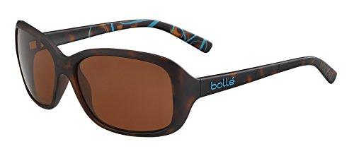 Bollé Molly Lunettes de soleil Molly Matte Tortoise Polarized A14 oleo AR