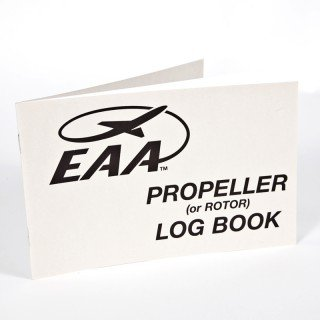 EAA PROPELLER LOG BOOK - Propeller Log