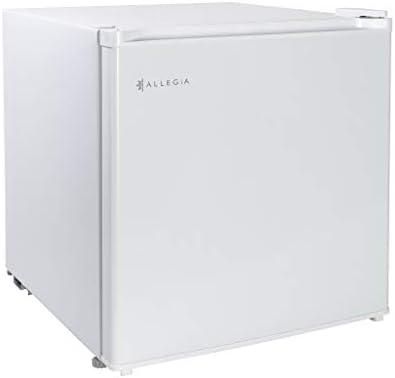 [スポンサー プロダクト]ALLEGiA(アレジア) 小型冷蔵庫(46L) 1ドア 一人暮らし 単身 業務向け AR-BC46-NW