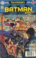Batman #21 Annual