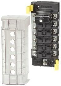Blue Sea ST CLB 6 position common source Circuit breaker block