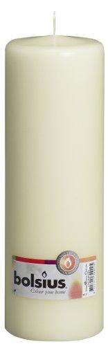 Bolsius Stumpenkerze 250mm lang, 80mm Ø,