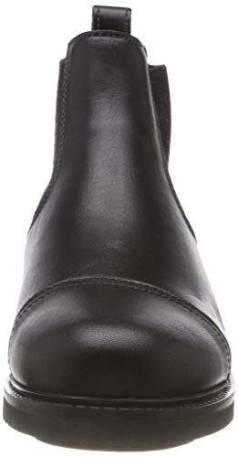 Tommy Hilfiger Chelsea 990 Boot Active black Leather Homme Bottes Noir PPdrwqv
