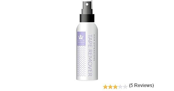 Disolvente Extensiones Adhesivo | Perfecto para pelucas y extensiones de cabello | Hecho en Alemania 100ml de Rubin Extensions: Amazon.es: Belleza