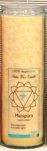 Candle Jar Chakra Protection 17 Ounces (Manipura)