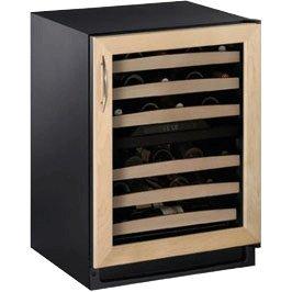 Wine Captain Wine Cooler - U-Line : 2275ZWCOL-00 24 Wine Cooler Captain Model