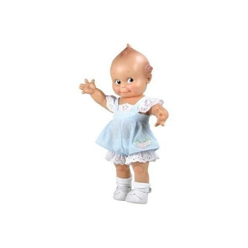 Kewpie Charisma Doll with Blue Romper