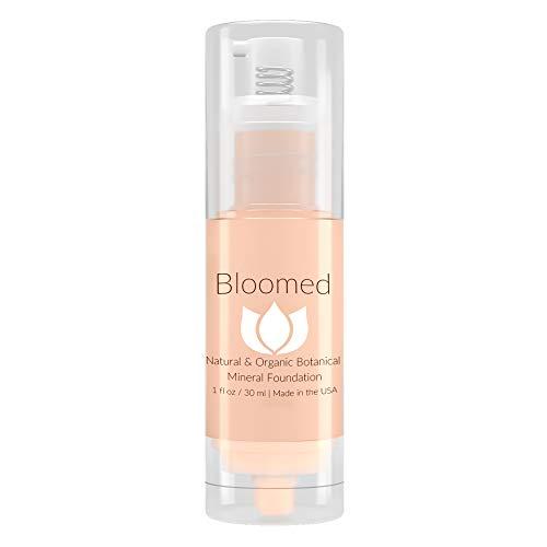 Best Organic Makeups - Liquid Foundation Organic Makeup - Best