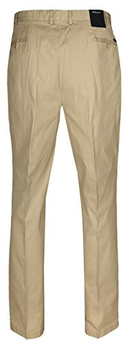 Gant Hommes Pantalon-Chino Beige The Cotton Comfort Pant T. 175644-237
