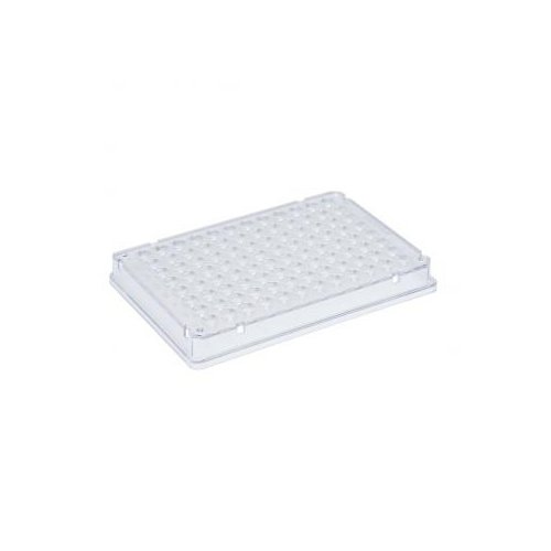 Eppendorf 0030129300 Microbiol clear skirted, PCR plate, 96 ...