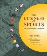 Download Business of Sports PDF ePub fb2 ebook