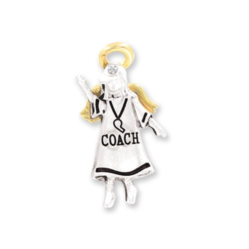Baseball Angel Pin - Coach Wings And Wishes Angel Tac Pin