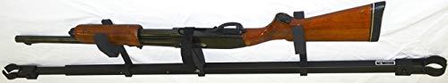 Big Sky Racks SBR-1G-UTV Single Gun UTV Skybar ATV Telescoping Truck Rack (Big Sky Racks Overhead Gun Rack)