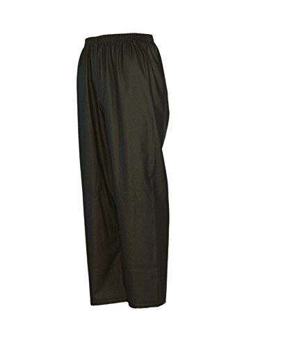 XX-Large Green Gamehide Down Pour PVC /& Poly Blend Rain Pant