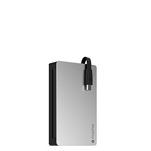 mophie powerstation Plus 3x with Micro USB (5,000 mAh) - Black (For Android Only) by mophie