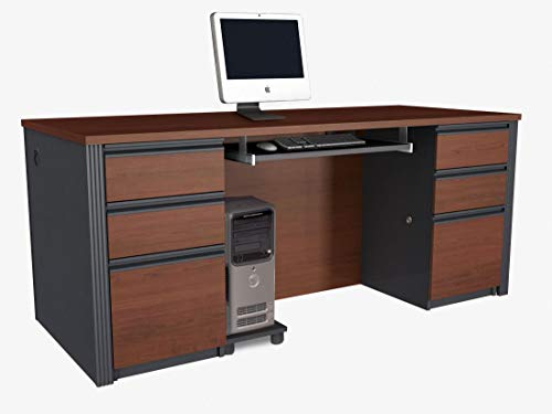Bestar Executive Desk - Prestige Plus
