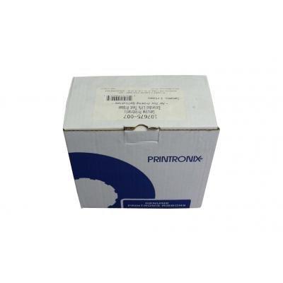 Printronix 107675-007 OEM Ribbon - P4280 P5205 P5208 P5210 P5215 P5220s P9212 Extended Life Text Ribbon (50M Characters) (6 Rbn/Box) -
