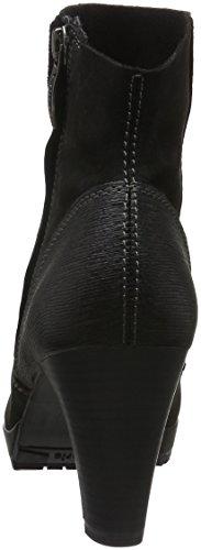 Tamaris 25323 - Botas cortas para mujer Negro (Black 001)