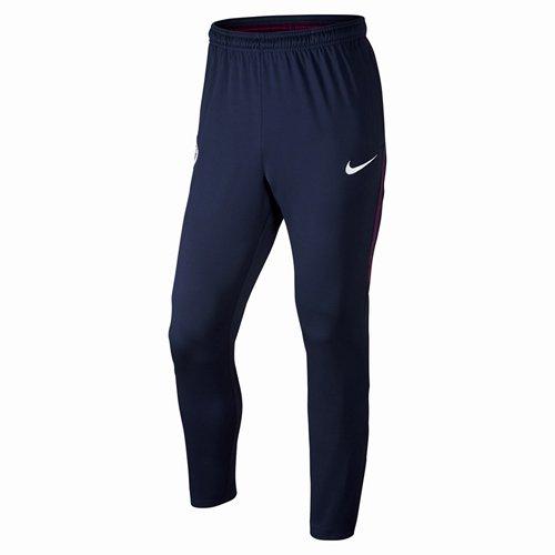 Nike MCFC M Dry SQD TRK Pant KPZ Chandal, Hombre, Azul Marino ...