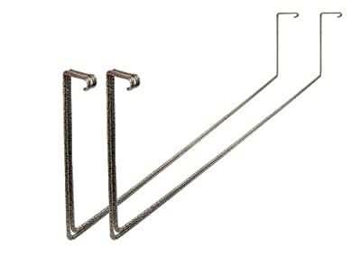 HyLoft 419 Add On Storage Rack, Tool and Ladder Hangers, 2-Pack