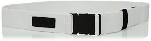 Puma Golf 2018 Kids Ultralite Stretch Belt (Bright White, One Size)