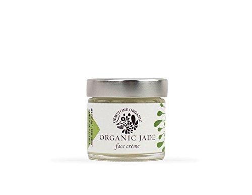Gemstone Organic Face Creme (Jade) -1oz by Gemstone Organic
