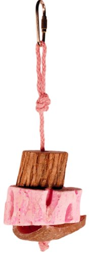 Polly's Tooty Chew Toy for Pet Birds
