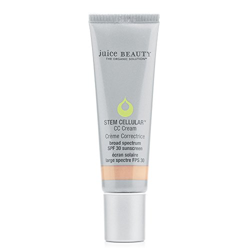 Juice Beauty Stem Cellular CC Cream – SPF 30 Broad Spectrum Sunscreen and Color-Correcting Face Cream – Vegan, Made with…