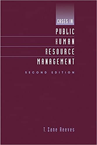 Cases in public human resource management t zane reeves cases in public human resource management t zane reeves 9780534602406 amazon books fandeluxe Gallery