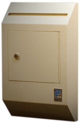 Protex Drop Box Security Lock Box (WDB-110) ()