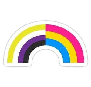Gay pride car magnets