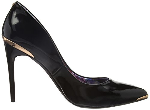 Women's Toe Black Pumps Kaawa Black Baker Closed Ted Y5WqwUfIW