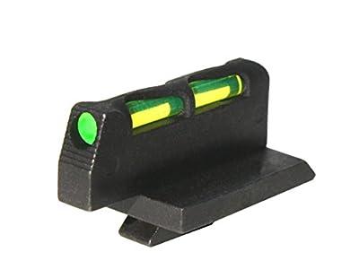 Hi-Viz HIVIZ GPLW01 Ruger GP100 Interchangeable Litewave Front Handgun Sight by HI-VIZ